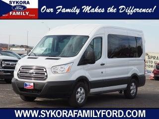 Ford Transit Passenger Van >> 2019 Ford Transit Passenger 150 Xl